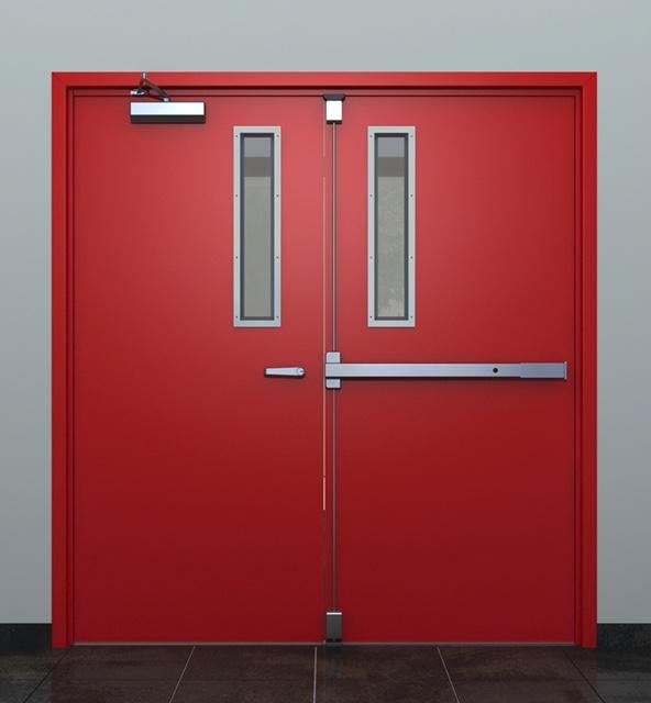 Metaldoor metaldoor international puertas metalicas de - Puerta contra incendios ...